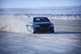 Neuer Weltrekord für Nokian-Winterreifen mit 331,610 km/h Höchstgeschwindigkeit auf Eis Foto: Nokian