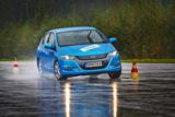 """Nokian-Reifen: Sieger im """"auto motor und sport"""" Test 2011, kürzester Bremsweg laut ADAC Foto: Nokian"""
