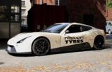 Der innovative Elektro-Sportwagen ERA fährt auf Nokian-Energiespar-Reifen   Foto: Nokian Tyres