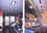 Bäckerei auf LED umgerüstet -Ersparnis bis zu 65%!