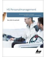 """HS stellt auf der """"Zukunft Personal 2014"""" aus."""