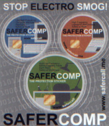 SAFER COMP STICKER