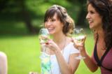 Wein trinken für die Gesundheit