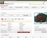 Neue Homepage von MinuteMachine.com