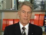 Prof. Dr. Wolf-Dieter Ring, Präsident der Bayerischen Landes