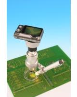 Mobile Messmikroskope in Verbindung mit der Sony Cybershot W