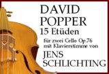 Uraufführung: PopperEtüden mit Klavierstimme von Schlichting