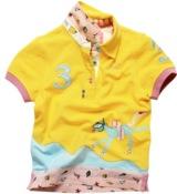 z.B. Joules Poloshirt für Mädchen