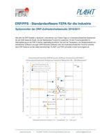 FEPA ist Spitzenreiter der ERP-Zufriedenheitsstudie 2010/2011