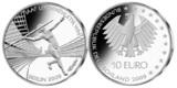 "10-Euro-Gedenkmünze ""IAAF Leichtathletik-WM Berlin 2009"""