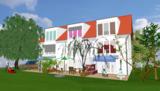 3D-Musterhaus