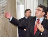 Siegmar Gabriel zu Gast bei Clina GmbH