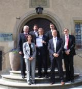 """Bosch verleiht Mieschke Hofmann und Partner (MHP) den Status """"Preferred Supplier der Bosch Gruppe""""."""