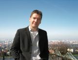 Sebastian Thiel, Geschäftsführer der Dresdner Tourismus-PR-Agentur THIEL Public Relations