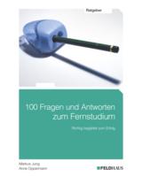 """Das neue Ratgeber-Buch """"100 Fragen und Antworten zum Fernstudium"""""""