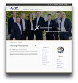 Die neue Webseite der AXIT AG