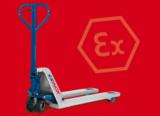 EXINOX - der explosionsgeschützte Handhubwagen