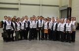Die chinesische Delegation zu Besuch im Schäflein Logistikzentrum in Schwerte