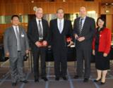 : Interkontinentaler Erfahrungsaustausch beim SPC in Bonn