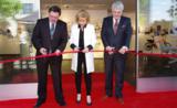 Eröffneten in feierlichem Rahmen das neue Logistikzentrum