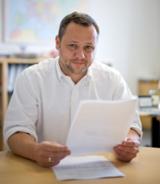 SPC-Vorstandsmitglied Knut Sander