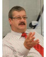 Gerd Clemens, Leiter Chemion Fleetmanagement, stellt die Effizienz von Fuhrparks auf den Prüfstand.