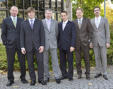 U.Hagemann (TALKE),C.Betchen (SPC),H.J.Becker (TALKE),A.Talke (TALKE),G.Waischnor & M.Heinen (SPC)