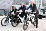 v.l.n.r. Werner Gliem, Frank Horch, Prof. Dr. Peer Witten