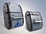 Die mobilen Quittungsdrucker PB2 und PB3 von Intermec