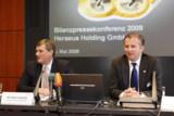 von links nach rechts: Dr. Frank Heinricht; Jan Rinnert