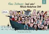 Klaus Stuttmann: Land unter! Politische Karikaturen 2010.