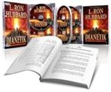 Dianetik DVD, Buch und Leitfaden