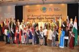 Weltweite Umsetzung der Menschenrechte