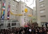 Neue Scientology Kirche in Brüssel