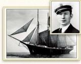 L. Ron Hubbard in jungen Jahren auf Reisen