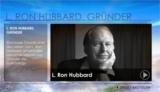 Gründer der Scientology-Religion L. Ron Hubbard