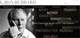 Biographie von L. Ron Hubbard in Wort, Schrift und Bild