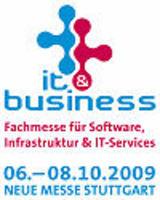 IT & Business: Fachmesse für Software, Infrastruktur, IT-Services