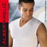 Herren Unterhemd ohne Arm aus atmungsaktivem Micromodal