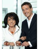 Soziale Verantwortung: Regine Sixt und Oliver Kleine
