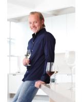 Zum 150-jährigen Bestehen von glaskoch wirbt der Weinexperte für das Glasmaterial TEQTON®