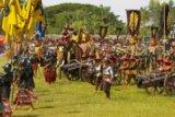 Parade beim Elefantenfest