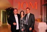Geschäftsführung JOM v.l.n.r.: Michael Jäschke, Anja Kastner und Henning Ehlert