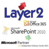 Office 365 und SharePoint Erweiterungen bringen Microsoft ISV Kompetenz in Gold für Layer2
