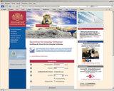 """Auf der Monarchis-Homepage unter dem Navigationspunkt """"Zinsr"""