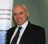 Tristan Sage, Open University Business School Representative