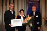 HCM-Preisträgerin 2008 Brigitte Angermann