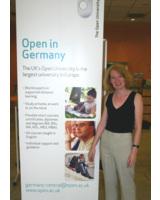 Studienberaterin Jackie Schüller
