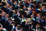 Graduierung an der Open University