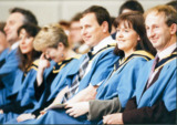 Open University MBA-Graduierung